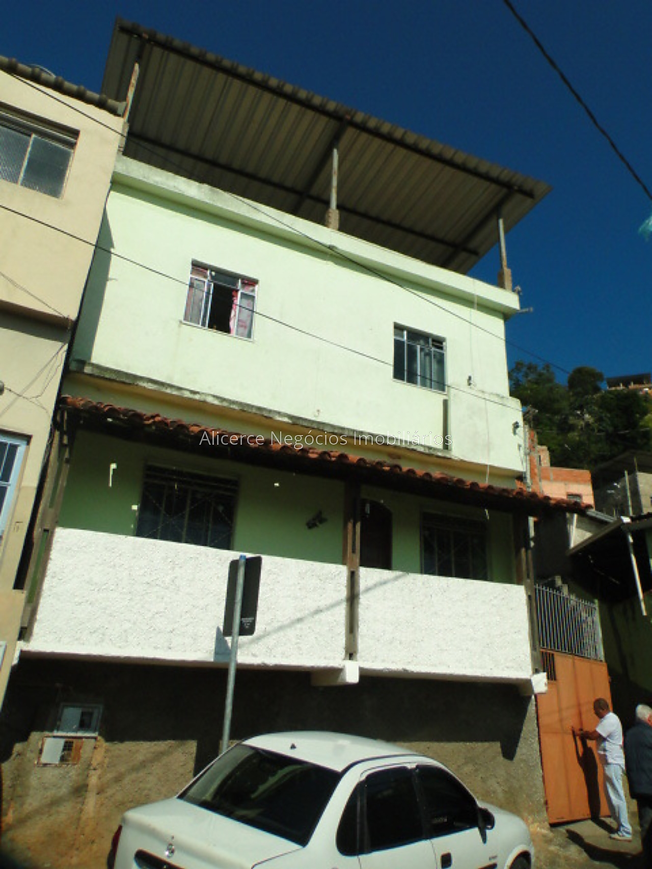 Ref.: 6072 - Casa 2 qtos - Vila Ideal