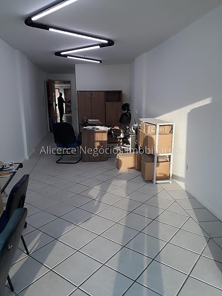 Ref.: 8061 - Excelente sala comercial na Av. Rio Branco