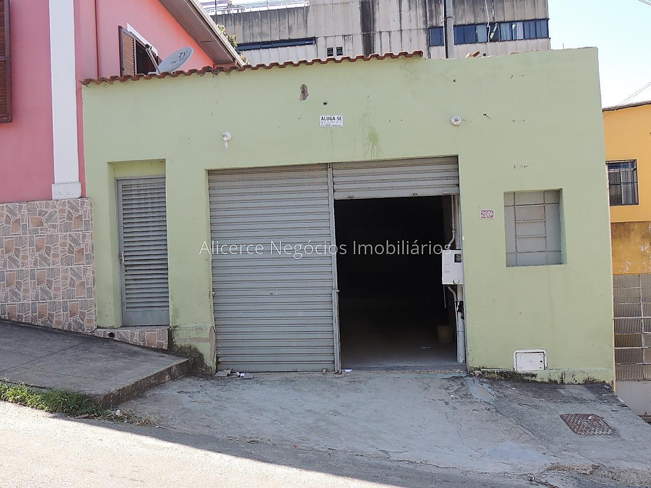 Ref.: 7002 - Galpão - Ladeira