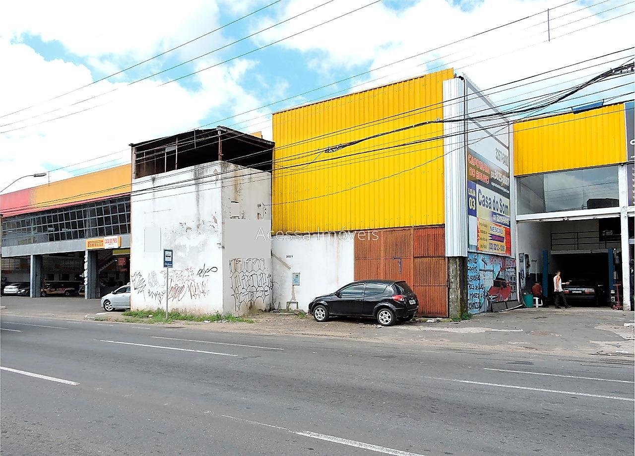 Ref.: 7005ac - Galpão - Centro
