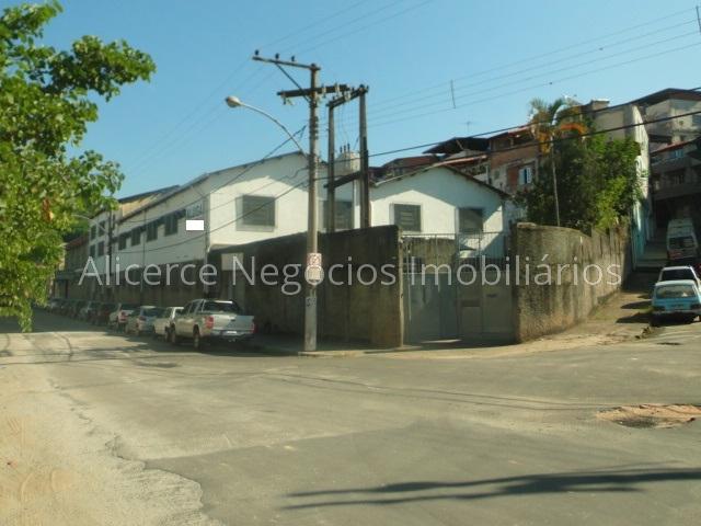 Ref.: 7001 - Galpão - Santa Terezinha