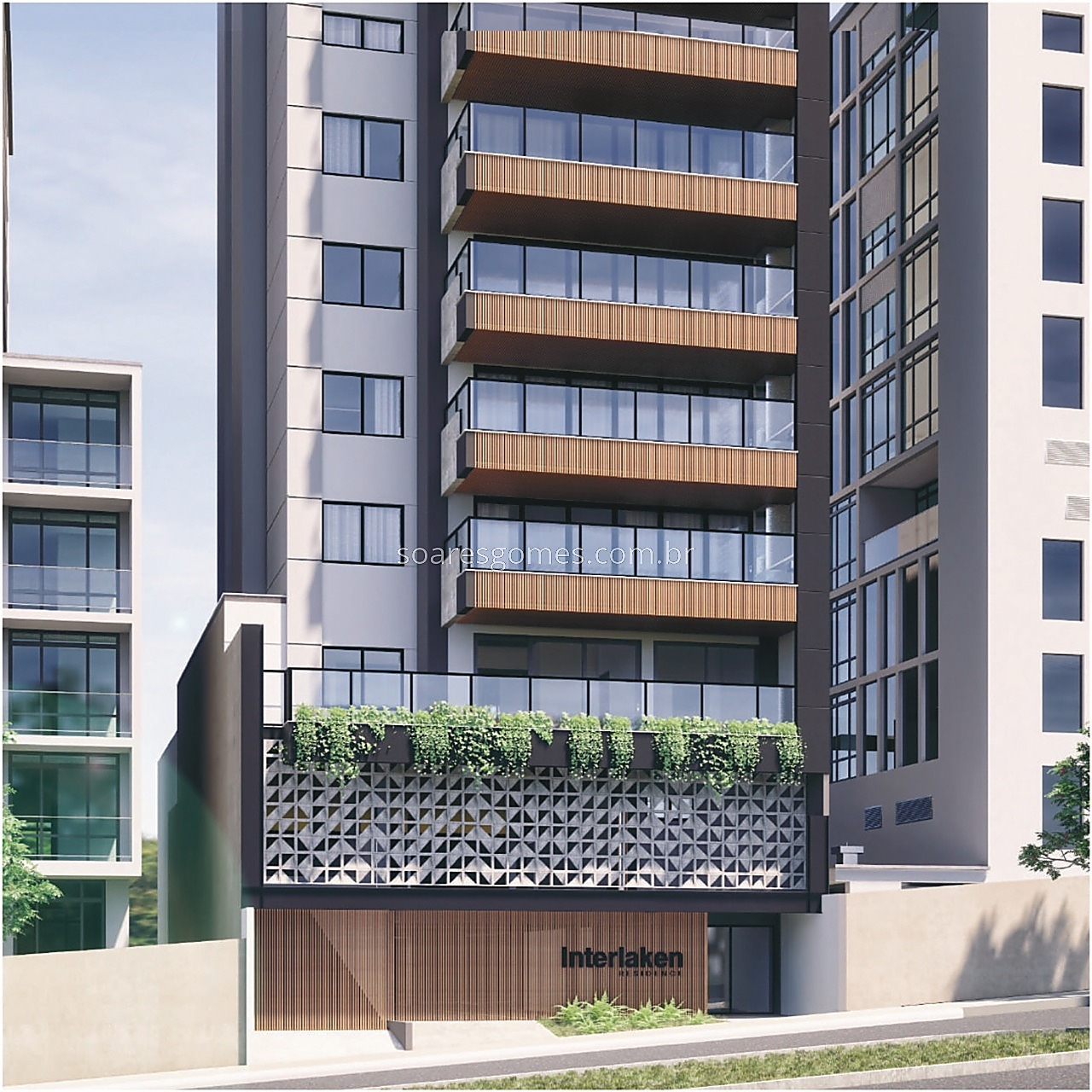 Apartamento à venda em Bom Pastor, Juiz de Fora - MG - Foto 2