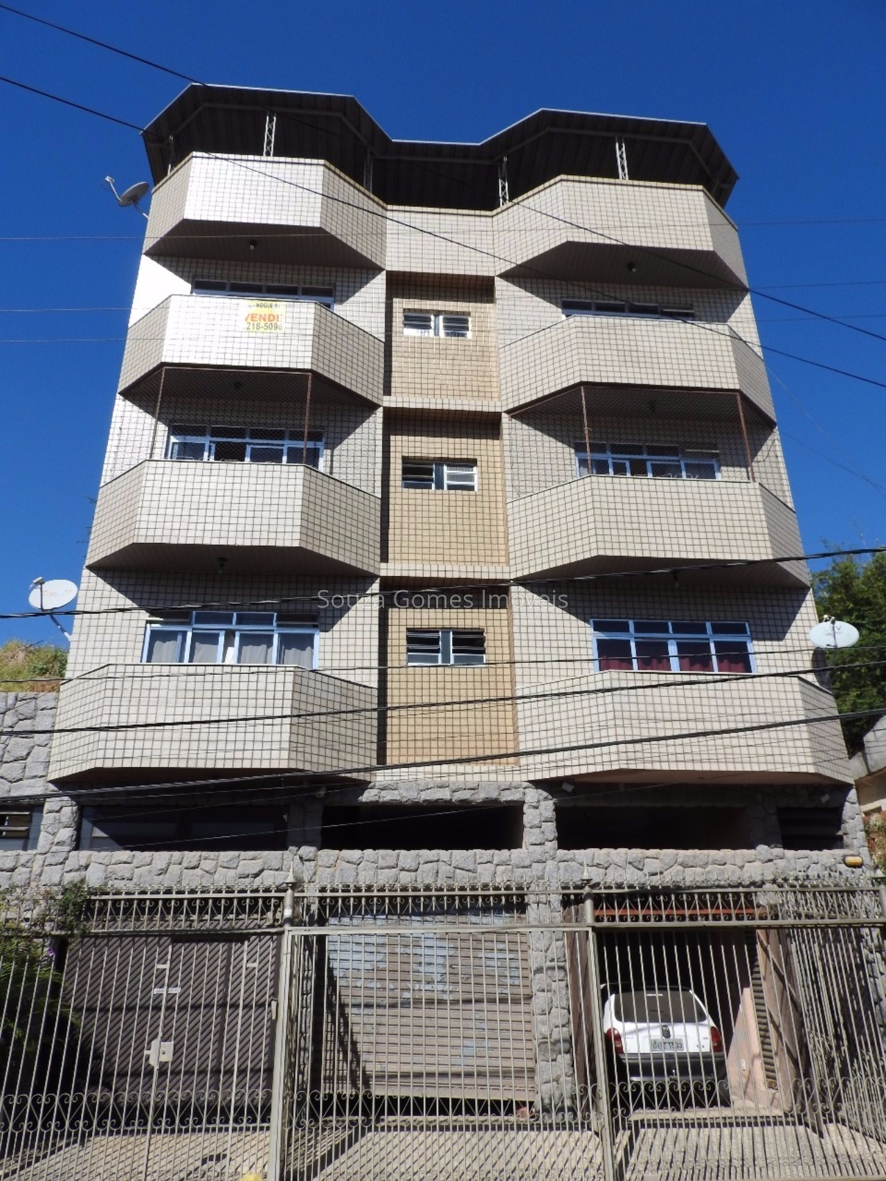 Ref.: 3093 - Apart. 3 qtos - Santa Cecília