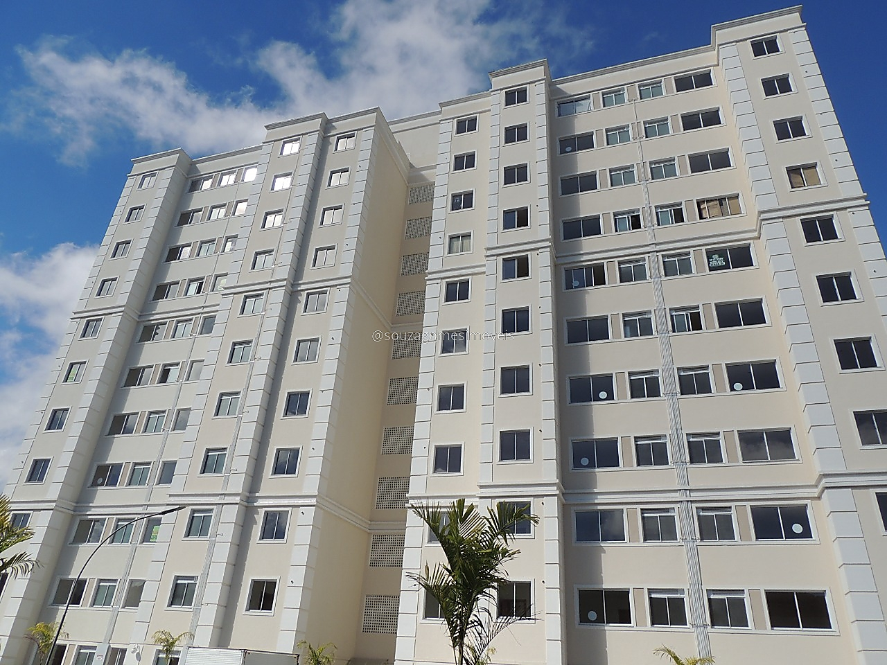 Ref.: 2135 - Apart. 2 qtos - São Pedro