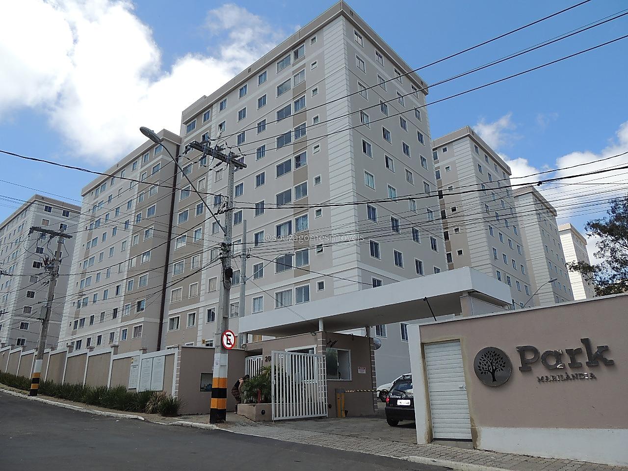 Ref.: 2013 - Apart. 2 qtos - Marilândia