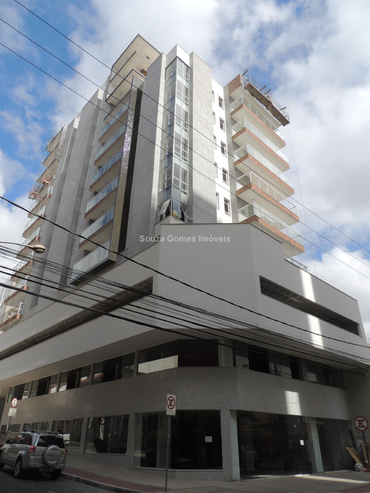 Ref.: 2024 - Apart. 2 qtos - Centro