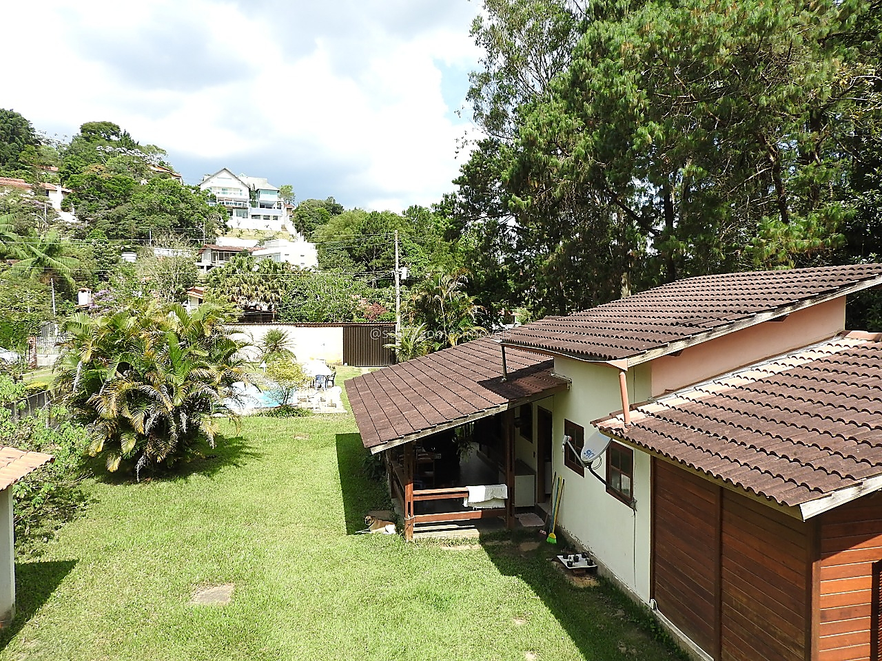 Ref.: 6163 - Casa 6 qtos - Bosque do Imperador