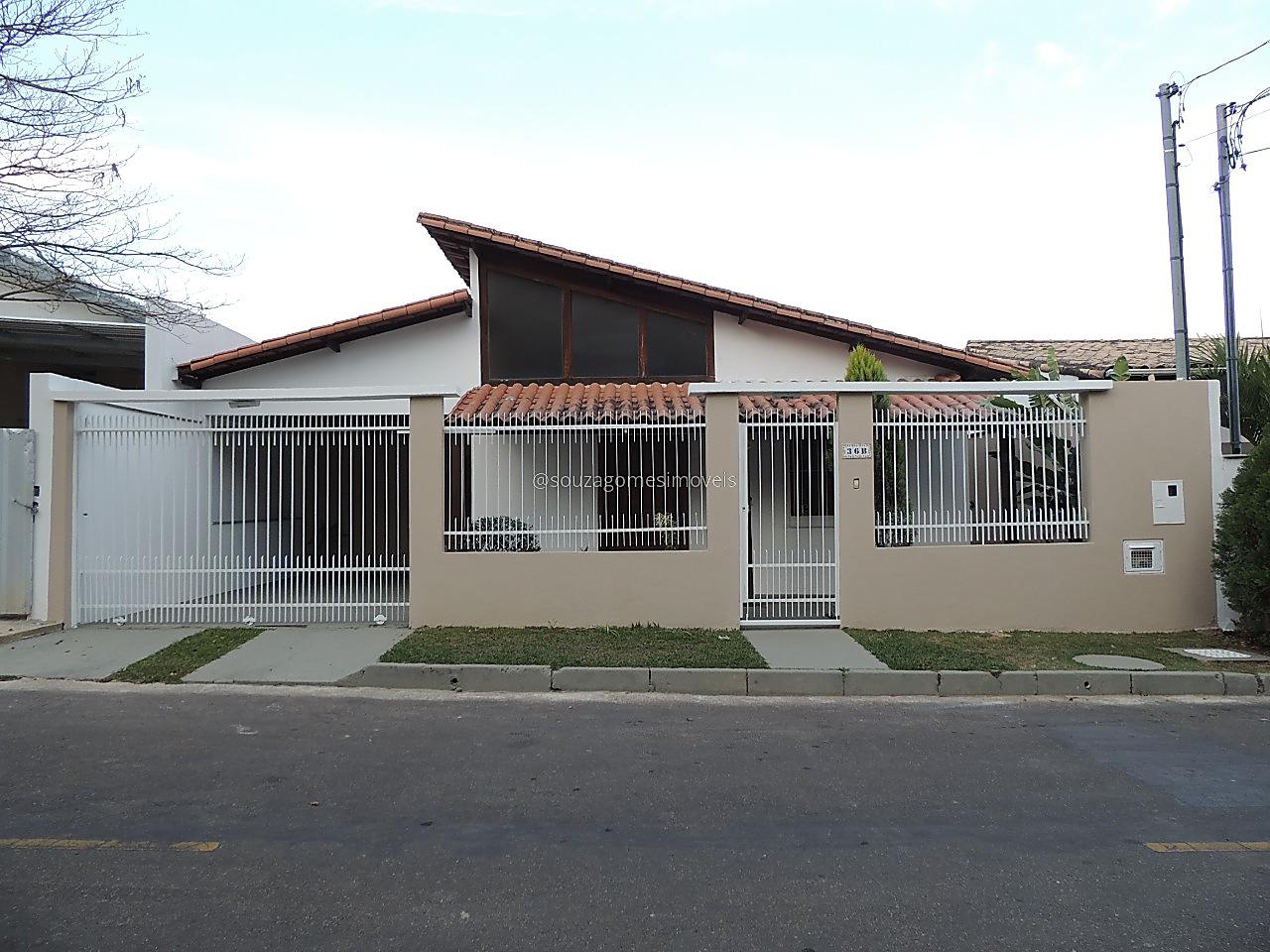 Ref.: 6206 - Casa 3 qtos - São Pedro
