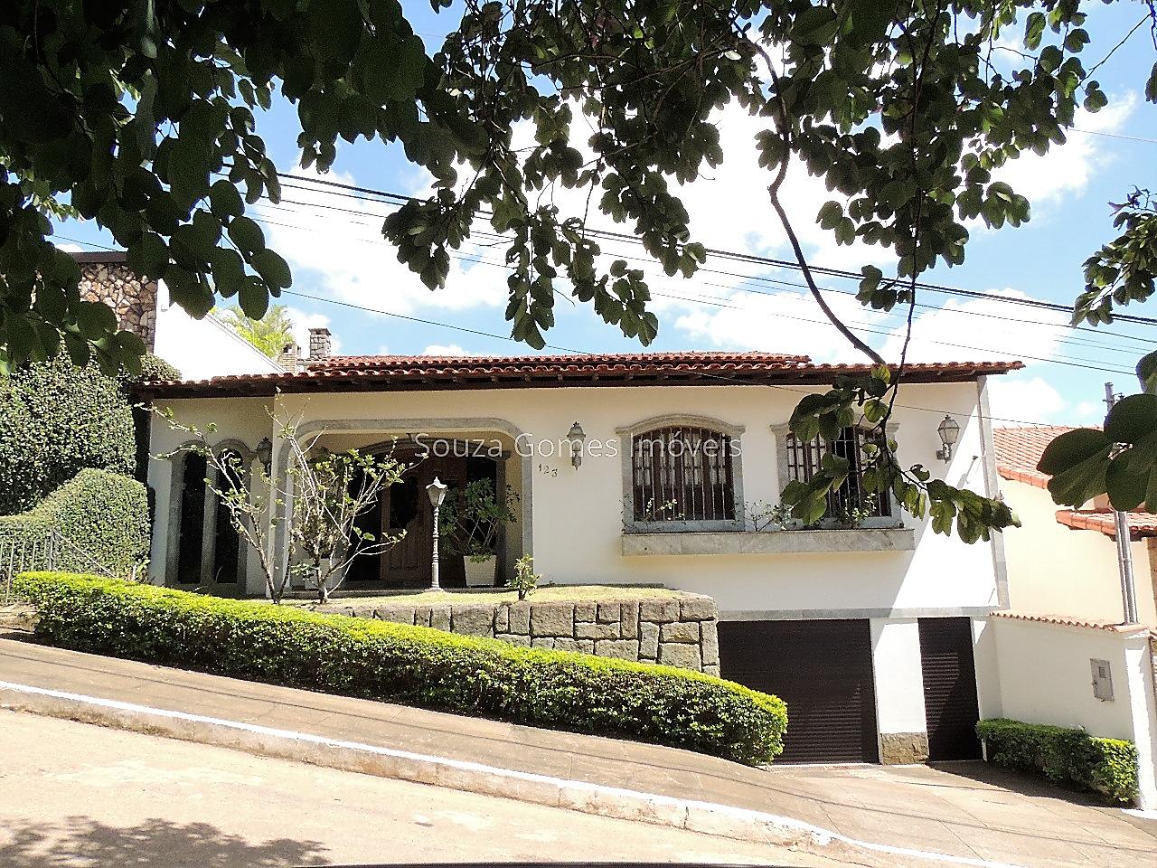 Ref.: 6112 - Casa 4 qtos - Cidade Jardim