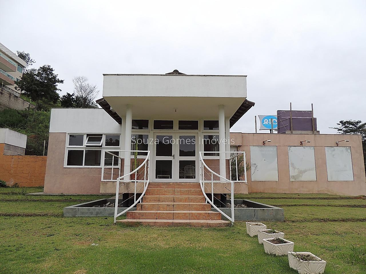 Ref.: 6021 - Casa 1 qto - Grama