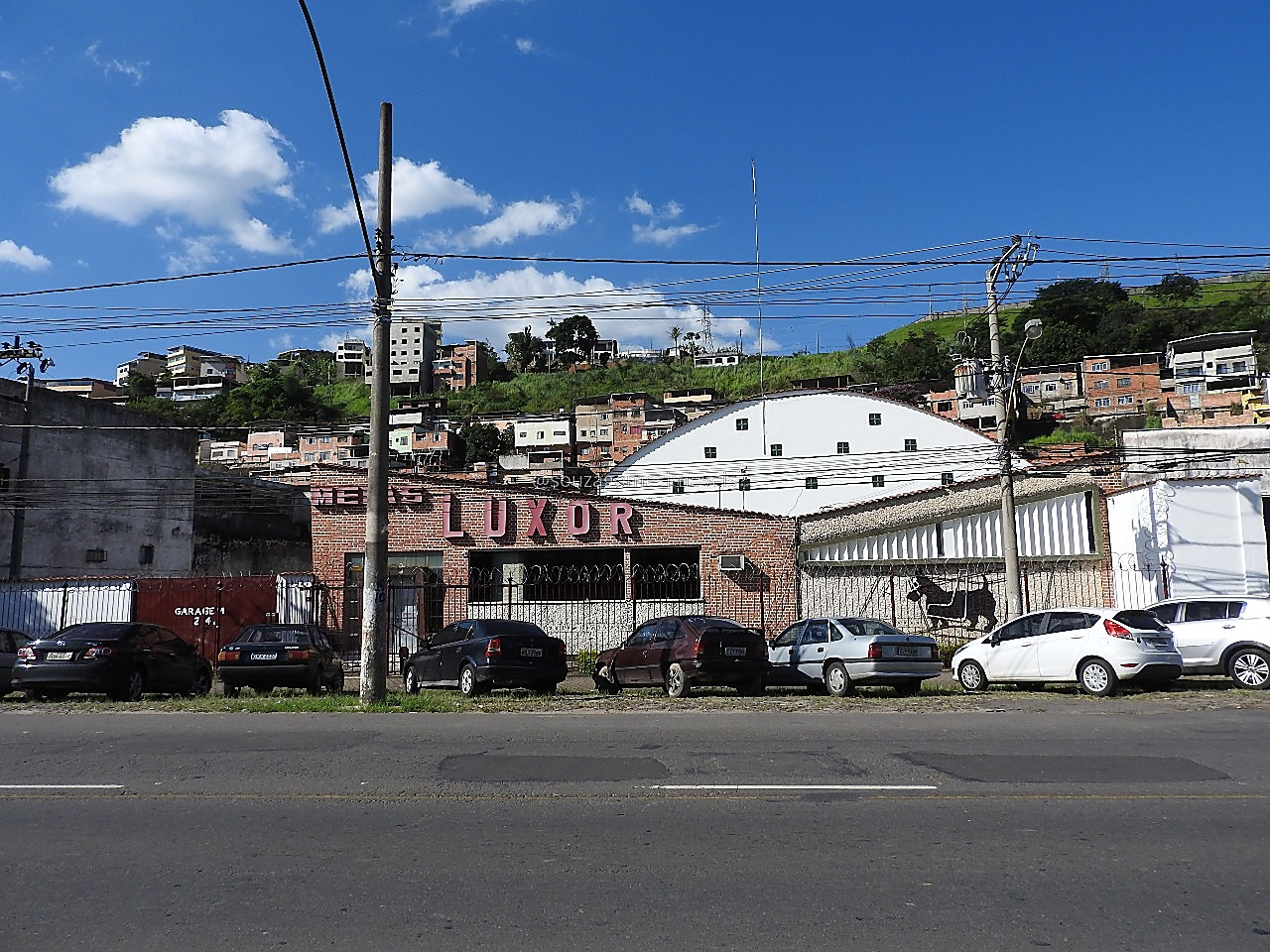 Ref.: 7012 - Galpão - Ladeira