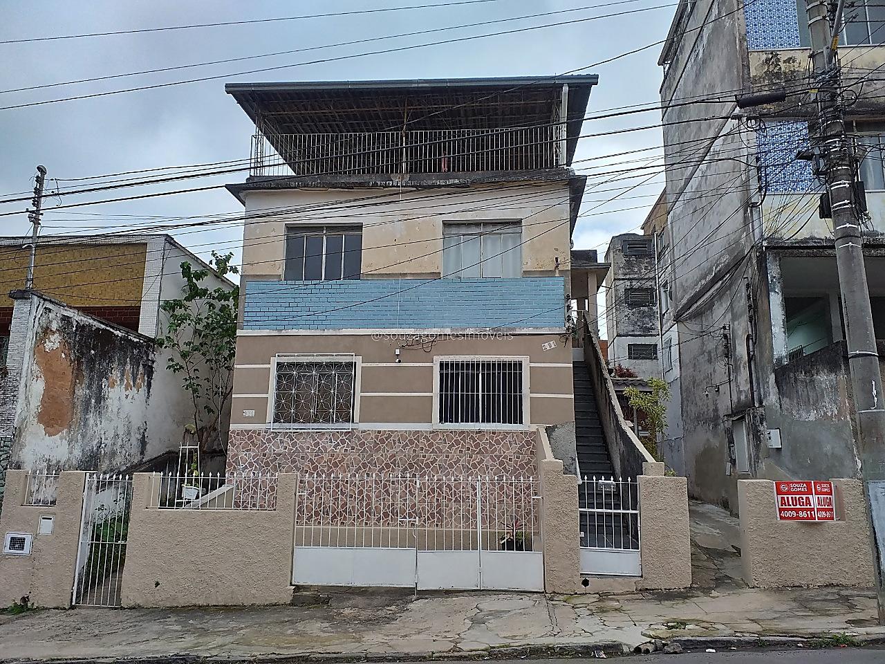 Ref.: 6161 - Casa 1 qto - Bairu