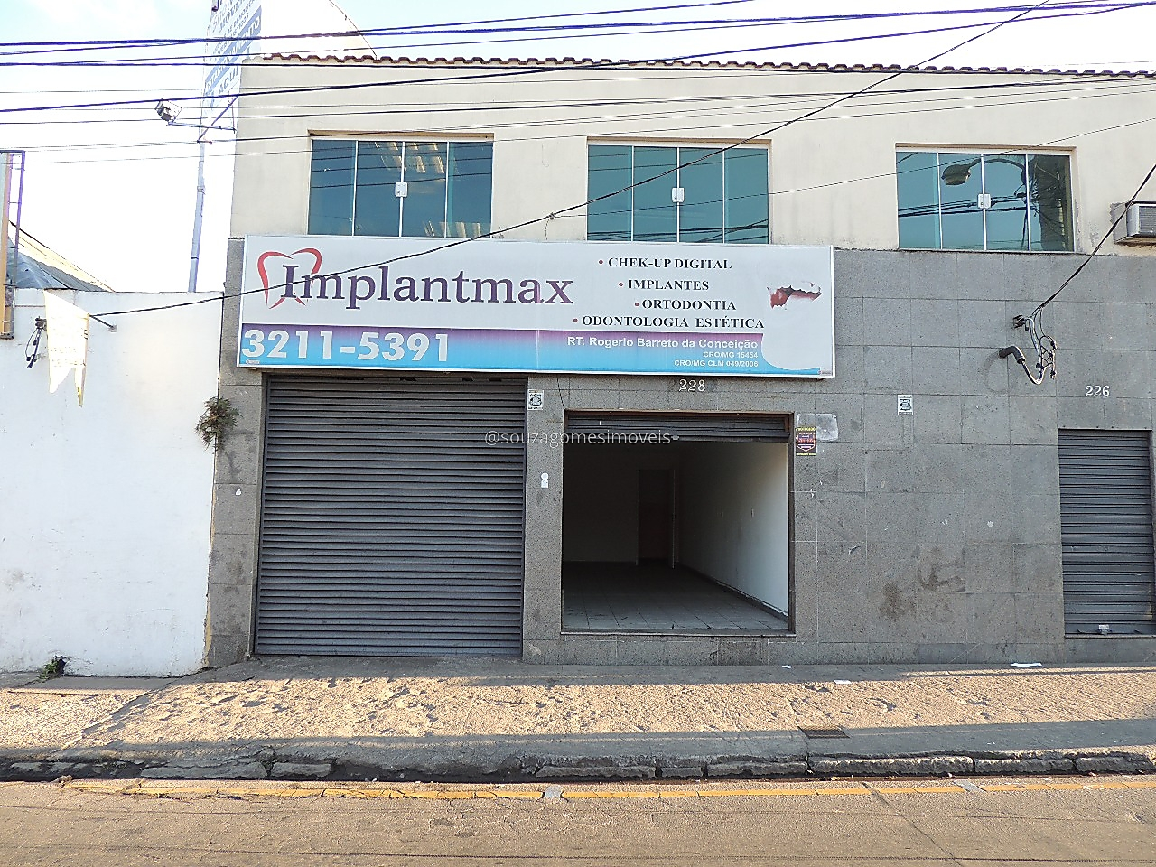 Ref.: 8064 - Loja - Centro