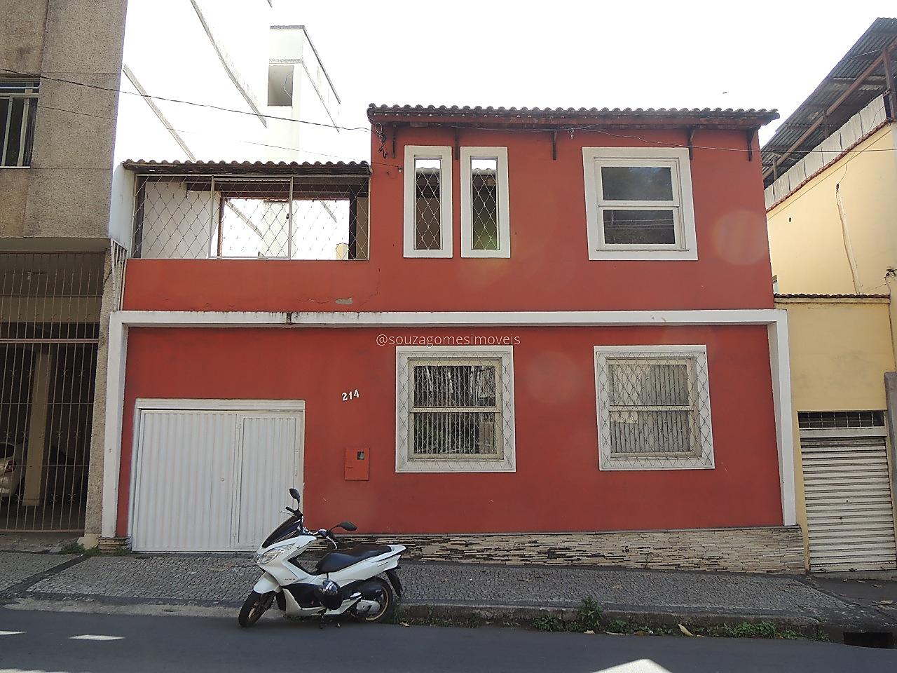 Ref.: 6027 - Casa 5 qtos - Jardim Glória