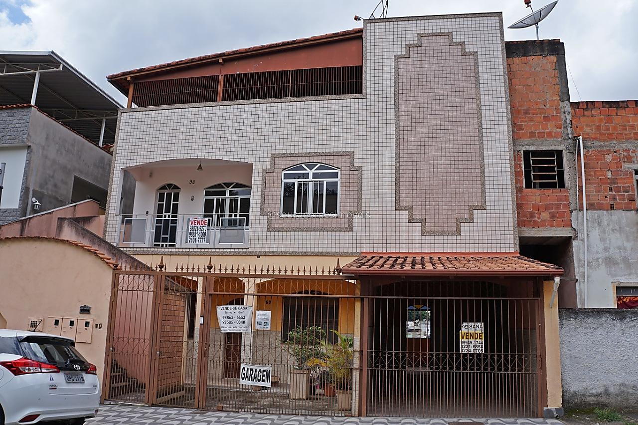 Ref.: 6116 - Casa 3 qtos - Monte Castelo