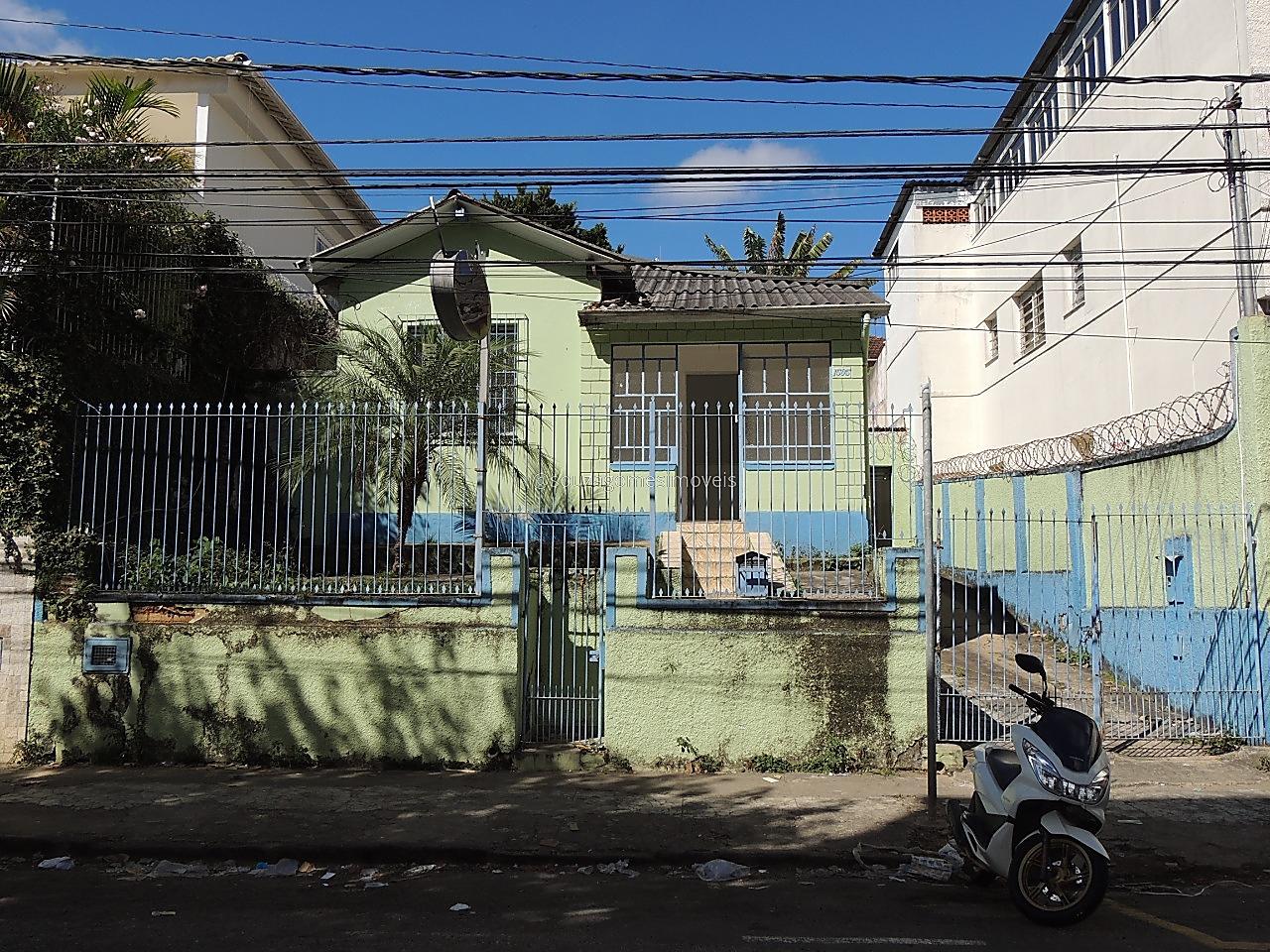 Ref.: 6041 - Casa 2 qtos - Centro
