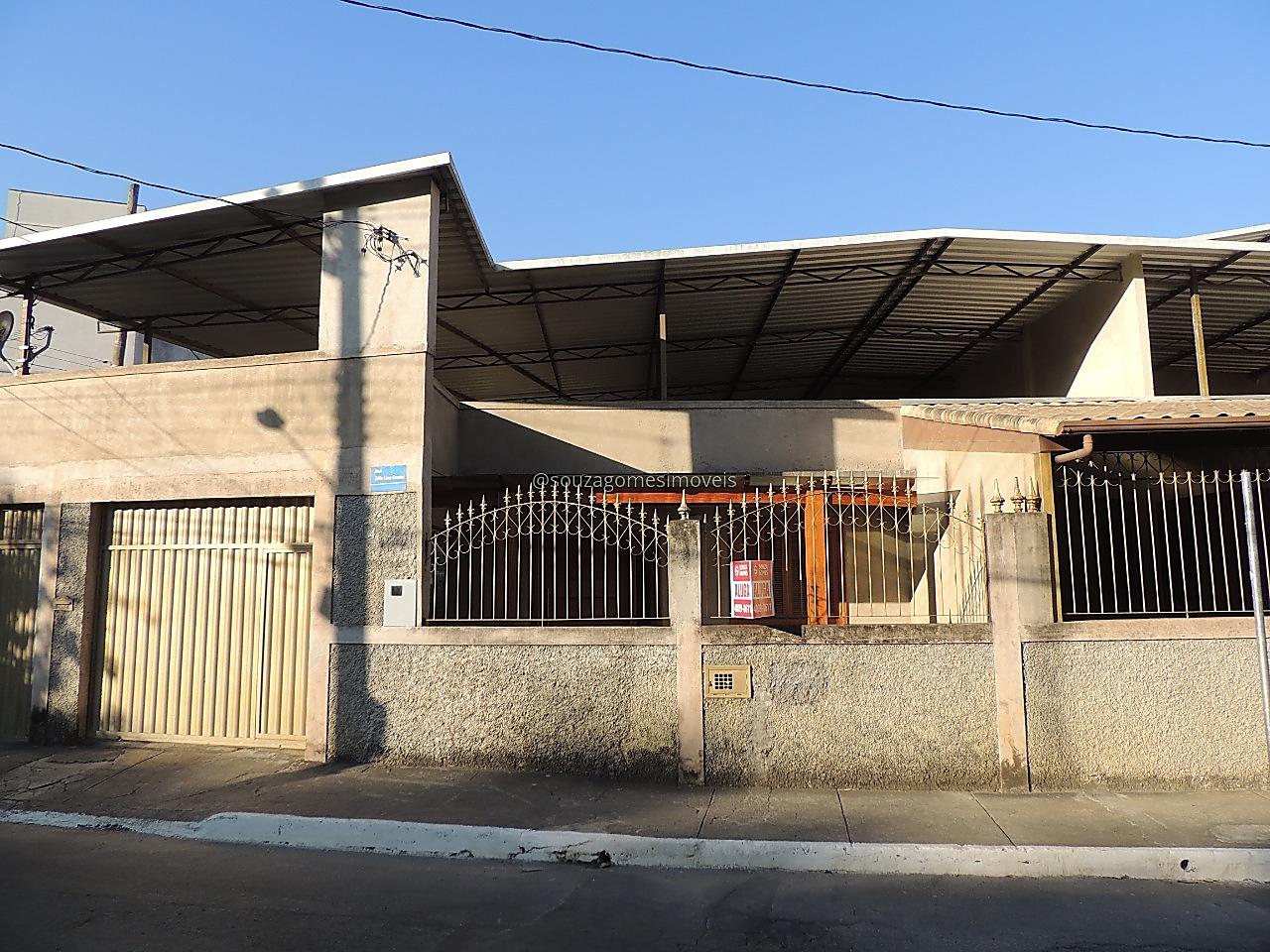 Ref.: 6144 - Casa 3 qtos - Santa Luzia