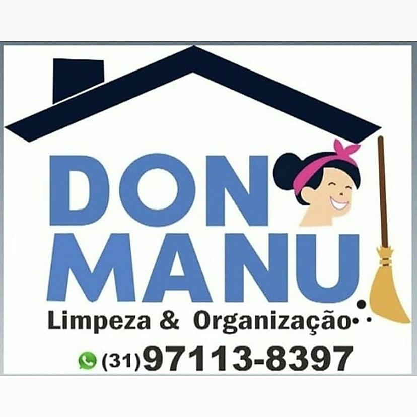 Dona Manu- Limpeza & Organização